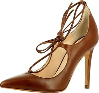Pompes Bruin / Cognac Chaussures Evita