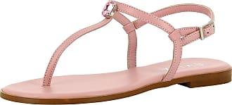 Teenslipper Olimpia Parelwit Chaussures Evita