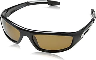 Mens Lucas Sunglasses, Silver/White/Grey Polarized, 60 Eyelevel