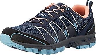 Nietos, Zapatos de High Rise Senderismo para Mujer, Negro (Nero Mel.), 42 EU F.lli Campagnolo