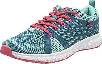 CMP Alya, Zapatillas de Deporte para Mujer, Azul (BLU Elettrico), 36 EU