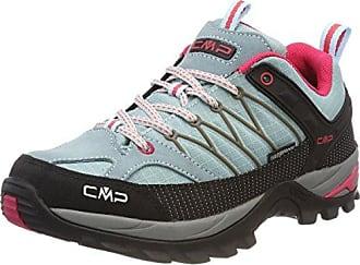 CMP Campagnolo Rigel, Chaussures de Randonnée Basses Mixte Adulte, Rouge (Ibisco), 39 EU