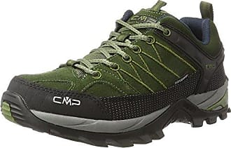 Rigel Low WP, Zapatos de High Rise Senderismo Unisex Adulto, Turquesa (Artico-Chili), 35 EU F.lli Campagnolo