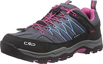 CMP Campagnolo Rigel, Chaussures de Randonnée Hautes Femme, Noir (Inchiostro-Ibisco), 36 EU