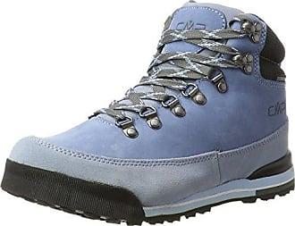 Heka WP, Zapatos de High Rise Senderismo para Mujer, Beige (Crusca), 37 EU F.lli Campagnolo