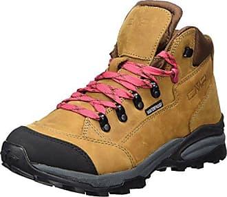 CMP Campagnolo Mirzam WP, Chaussures de Randonnée Hautes Homme, Marron (Toffee), 46 EU
