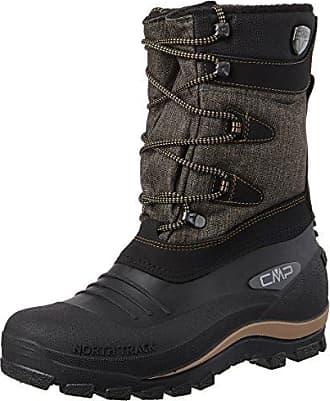 Nietos, Zapatos de High Rise Senderismo para Mujer, Negro (Asphalt Mel.), 37 EU F.lli Campagnolo