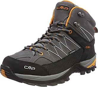 Rigel, Zapatos de Low Rise Senderismo para Hombre, Gris (Grey-Aperol), 44 EU F.lli Campagnolo