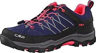 CMP Campagnolo Rigel Mid WP, Chaussures de Randonnée Hautes Mixte Adulte, Rouge (Ferrari-Tortora), 40 EU