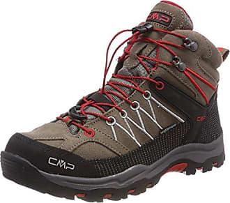 Rigel, Zapatos de High Rise Senderismo para Mujer, Gris (Acciaio), 36 EU F.lli Campagnolo