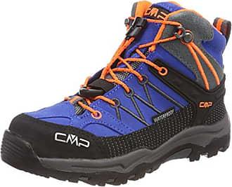 Rigel Mid WP, Zapatos de High Rise Senderismo Unisex Adulto, Marrón (Teak-Asphalt), 37 EU F.lli Campagnolo