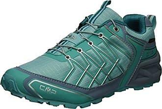 CMP Super X, Chaussures de Trail Femme, Turquoise (Anice-Acciaio-Curacao), 40 EU