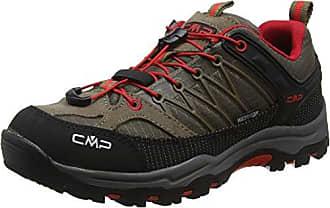 Rigel, Zapatos de High Rise Senderismo para Hombre, Rojo (Ferrari-Tortora), 43 EU F.lli Campagnolo