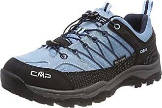 CMP Rigel Low, Chaussures de Randonnée Basses Femme, (B.Blue-Clorophilla 82bd), 39 EU