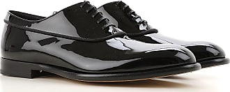 Lace Up Shoes for Men Oxfords, Derbies and Brogues On Sale, Black, Leather, 2017, 10 11 6 6.5 7 7.5 8 8.5 9 9.5 Fabi