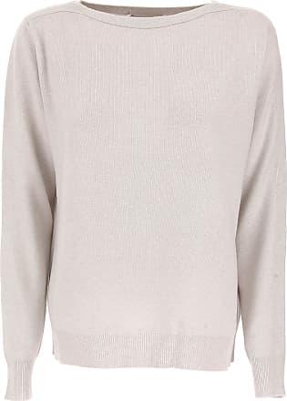 Sweater for Women Jumper On Sale, Milk, Cotton, 2017, 10 12 14 16 Fabiana Filippi