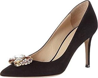Pumps, Zapatos de Tacón para Mujer, Negro (Nero), 40 EU Fabio Rusconi