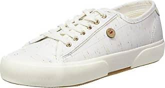 Faguo Birch, Zapatillas para Mujer, Blanco (Whi S1810), 40 EU