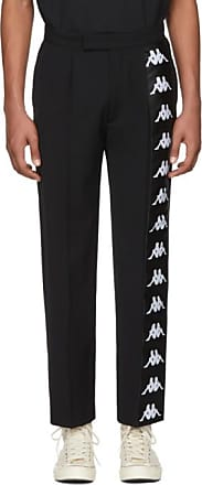Pants for Men On Sale, Kappa By Faith Connexion, Black, Cotton, 2017, L M S XS Faith Connexion