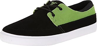 Shoe THE EASY black/psych green, schwarz 9.5 Fallen