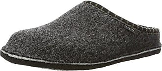 Fargeot Unisex-Erwachsene Caloufolk Pantoffeln, Grau (Anthrazit), 44 EU