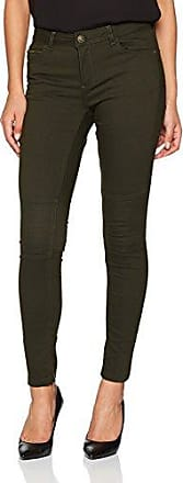 Fat Face Five Pocket, Pantalones para Mujer, Rosa (Deep Rose PNK), 26W x 32L (Tamaño Fabricante: 8)