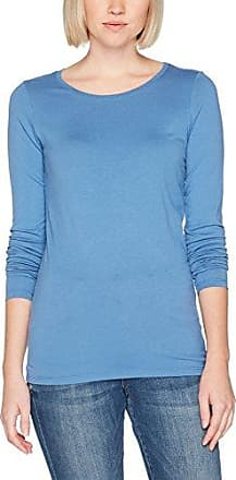 Fat Face Laura, Camiseta de Manga 3/4 Mujer, Azul (Navy), 40 (Talla Fabricante: 12)