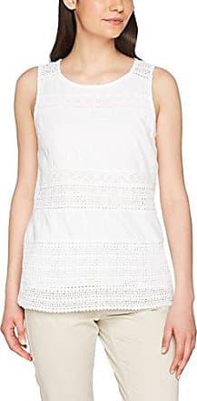 Fat Face Hollie, Camiseta de Manga Larga para Mujer, Blanco (White Wht), 42