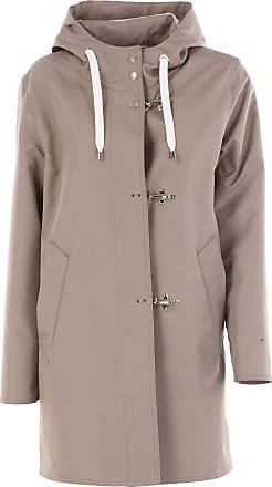 Mantel für Damen, Trenchcoat Günstig im Sale, Beige, Polyester, 2017, 42 46 Fay