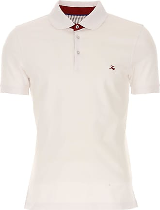 Polo Shirt for Men On Sale, navy, Cotton, 2017, L M S XL XXL Fay