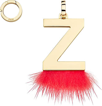 Fendi necklaces shop up to 40 stylight fendi abclick z pendant charm red mozeypictures Images