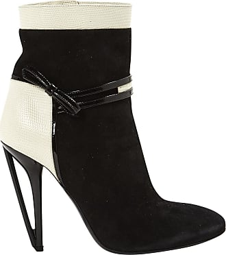 Pre-owned - Black Leather Ankle boots Fendi