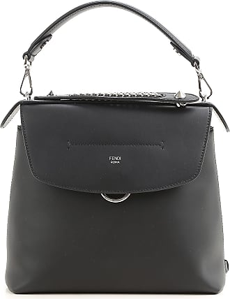 Backpack for Women On Sale, Sand, Leather, 2017, one size Fendi