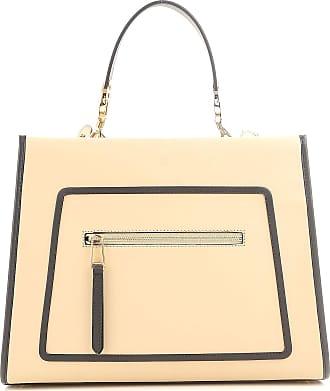 Tote Bag On Sale, Beige, Leather, 2017, one size Fendi