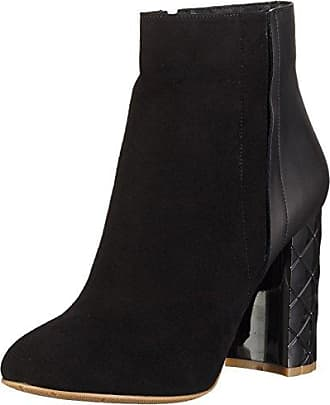 Fersengold Hamburg, Zapatillas de Estar por Casa para Mujer, Negro (Schwarz), 40 EU