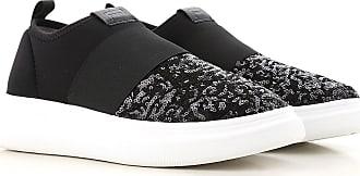 Slip on Sneakers for Women On Sale, Grey, Neoprene, 2017, 3.5 4.5 5.5 6.5 7.5 Fessura