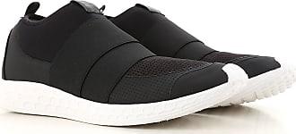 Slip on Sneakers for Men On Sale, Black, Neoprene, 2017, 10 11 6 7 8 9 Fessura