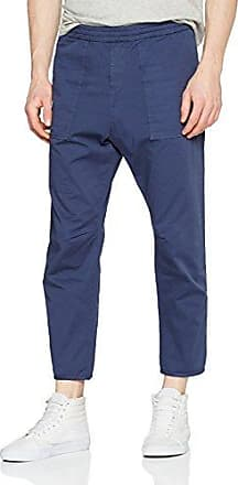 M. Utility Cotton Pants, Pantalon Homme, Bleu (Pacific), Medium (Taille Fabricant: 50)Filippa K