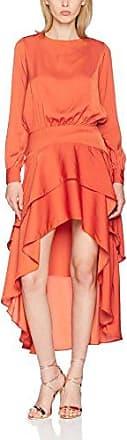 Finders Keepers Stevie, Vestido para Mujer, Naranja (Saffron Saffron), 34(Tamaño Fabricante: X-Small)