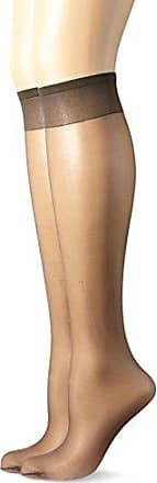 Womens Knie Transparent Knee-High Socks, 15 Den Nur Die