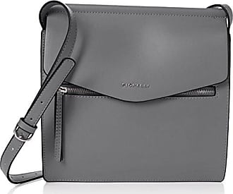Billy Button FH5265, Damen Clutch / Umhängetasche, black, klein Fiorelli