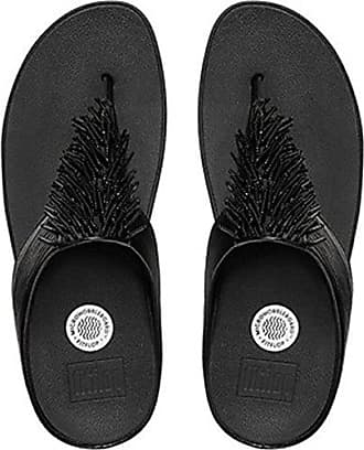 Safi, T-Bar Sandals - Noir - Black (All Black), 42FitFlop