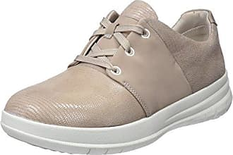 Damen Sporty-Pop X-Kristall Trainer - Mokka, Naturell, 38 FitFlop