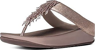 Sequin Sandales T-bar Dames Fitflop