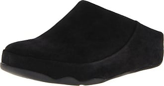 Fitflop Gogh Pro Superlight-Patent, Zuecos para Mujer, Negro (Black 001), 42 EU