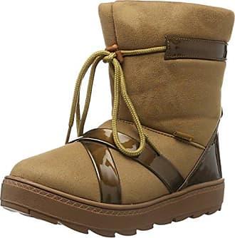 Flip Flop Cross Boot, Botines Para Mujer, Marrón-Braun (Brown Sugar 833), 39 EU