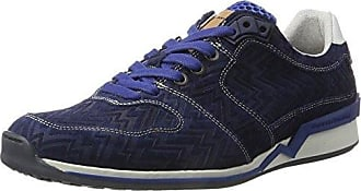 Floris Van Bommel 10841/11, Zapatillas Altas para Hombre, Azul (Blue Blue Nubuck), 42.5 EU