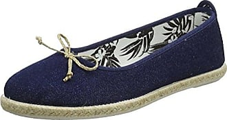 Condor, Espadrilles Femme, Bleu (Denim 000), 38 EUFlossy