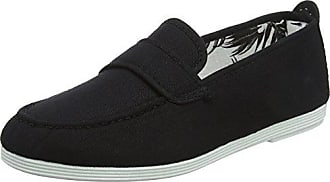 Flossy Costa, Zapatos de Cordones Oxford para Mujer, Negro (Black 000-Blk), 41 EU