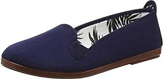 Mijas, Espadrilles Femme - Bleu (Bleu 102) - 39 EU (Taille Fabricant : 5.5 UK)Flossy